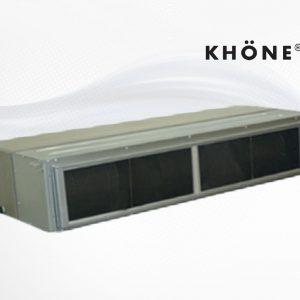 aire acondicionado split ducto khone